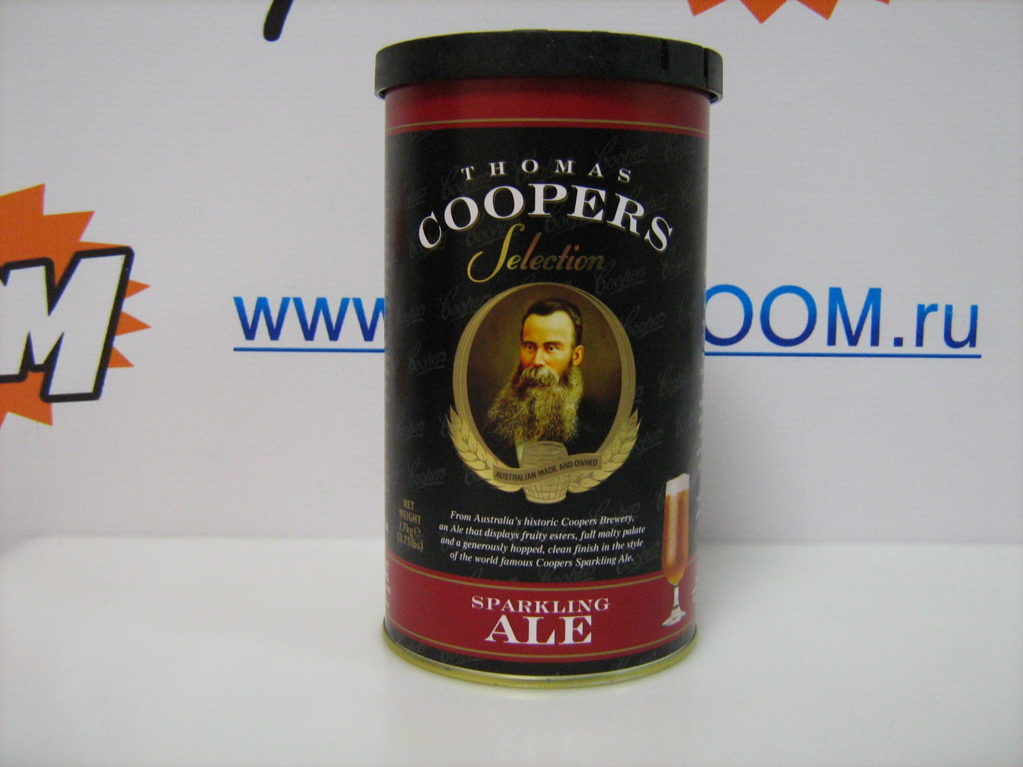 Thomas Coopers Spankling Ale