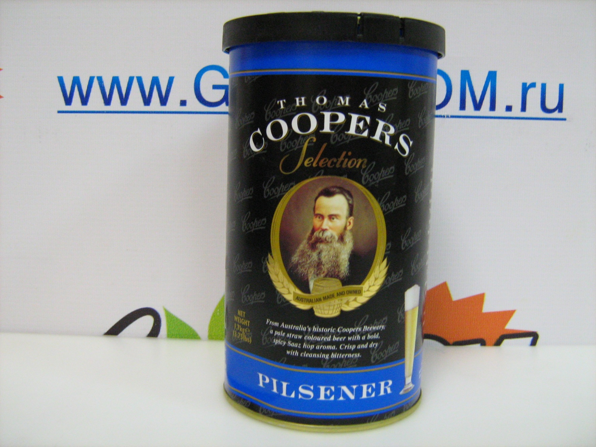 Thomas Coopers Pilsener