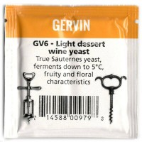 Винные дрожжи Gervin GV6 Light Desert Wine